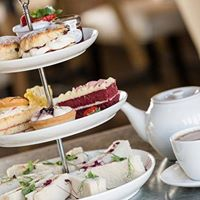 Afternoon Tea at the Riverbank Restaurant