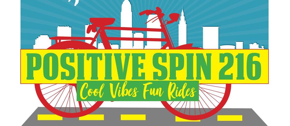 Positive Spin 216 (Bike Ride) - West Side Art Tour