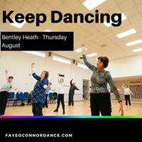 Keep Dancing Bentley Heath