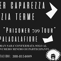 PULLMAN CAPAREZZA PRISONER 709 TOUR  (Lamezia Terme - Cz Lido )