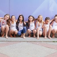 Girls with Grit at Delbrook 2018 (8-10yrs)