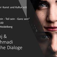 Noor Kanj und Galal Alahmadi - Lesung &amp Gesprch