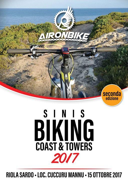 Sinis Biking Coast & Towers 2017