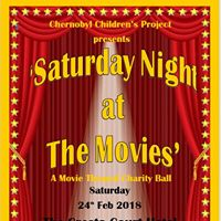 Saturday Night at The Movies CCP Charity Ball