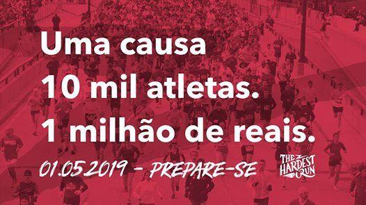 A maior corrida de rua de Curitiba