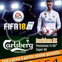 FIFA 18 Kilkenny CUP Ps4
