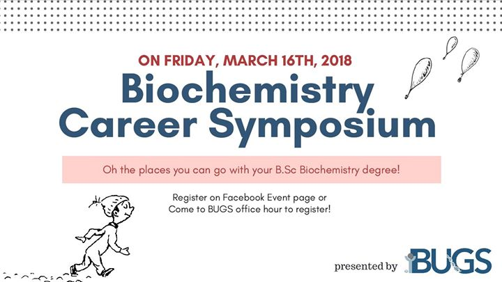 Biochem Career Symposium 2018