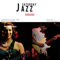 The Cookie Nuts - Saturday Jazz Session