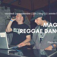 Vinyl DJ  Magic Tuts (Reggae Dancehall)