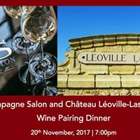 Salon and Chteau Loville-Las Cases Wine Pairing Dinner