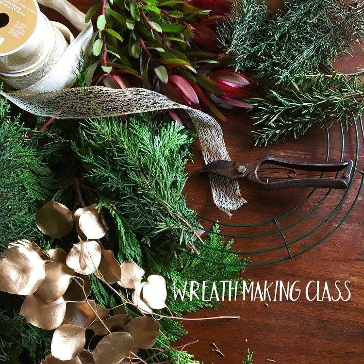 Torbay Christmas Wreath Making Workshop At All Saint S Church Torquay