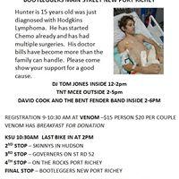 Hunter Brady Poker Run