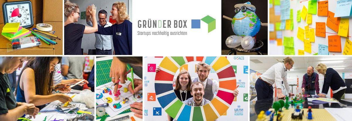 Startups nachhaltig ausrichten - Design Thinking Workshop in Augsburg