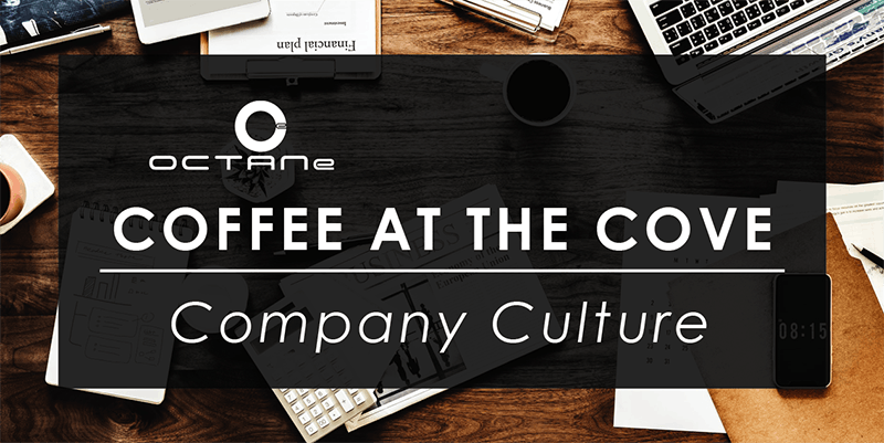 OCTANes Coffee at The Cove Company Culture