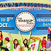 The Wassup Flea 14 Baner