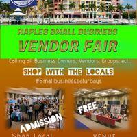 Naples Small Business Vendor Fair
