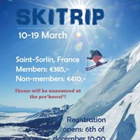 SPiNs Wintersport trip