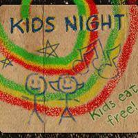 Kids Night with Dustin Becker &amp Chris Oliver Kids Eat Free