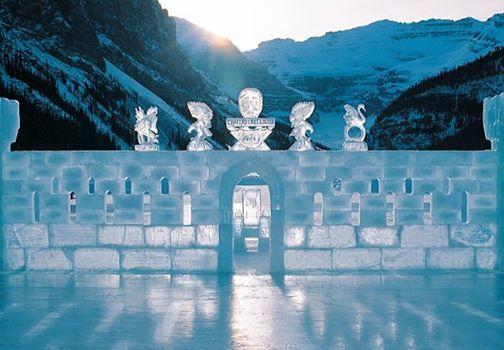 Lake Louise Ice Magic Festival TRIP