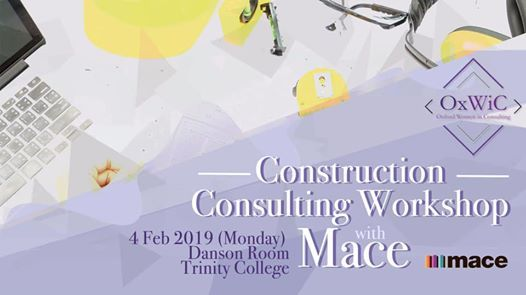 Construction Consultancy - Workshop with Mace at Trinity