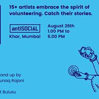 India Starts With I  Art Exhibition