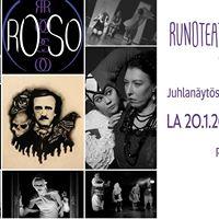 Runoteatteri Roso 10 vuotta