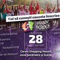 Hai s cunoti cauzele nscrise la Brasov Heroes