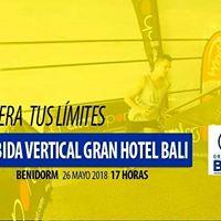 XV Subida Vertical Gran Hotel Bali