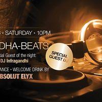 Buddha-Beats with DJ Infragandhi