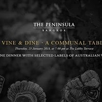 Vine &amp Dine - A Communal Table