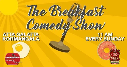The Breakfast Comedy Show