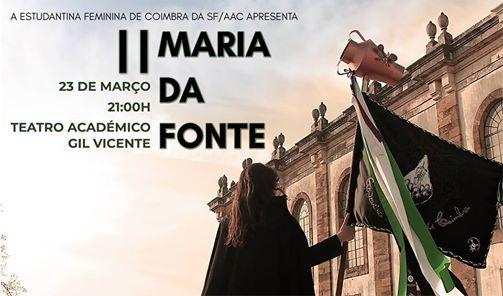 II Maria da Fonte - Festival de Tunas Femininas