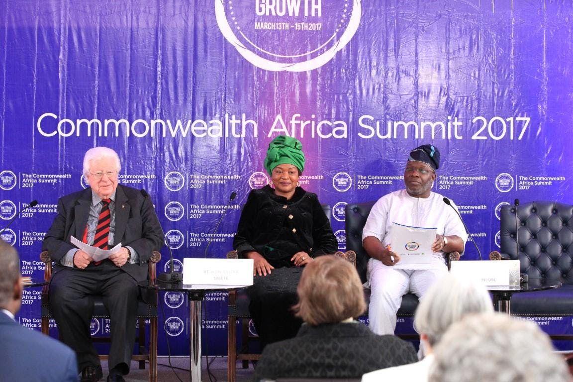 6th Commonwealth Africa Summit 2019