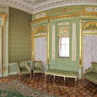 Demidov Palace and its Golden Rooms
