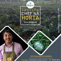 Projeto Chef na Horta - Fazenda Vale das Palmeiras