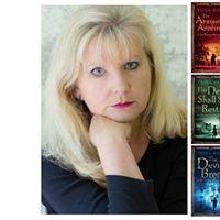 Author Visit- Tessa Harris