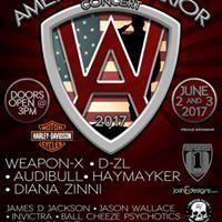 American Warrior Concert 2017
