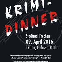 krimi dinner in aachen