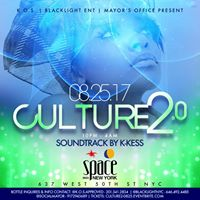 Culture 2.0 at Space Rooftop