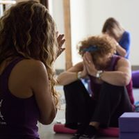 New Years Intention Setting Slow Flow Yoga Class