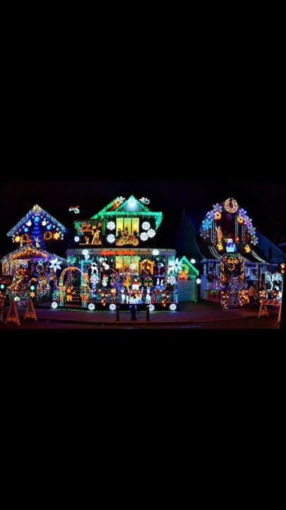 the dyker heights christmas lights tour