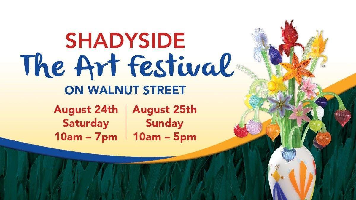 23rd Annual Shadyside...The Art Festival on Walnut Street