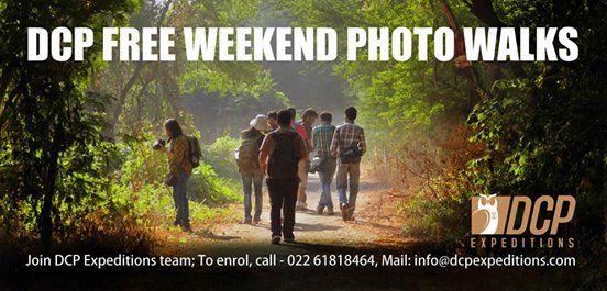 DCP Free Weekend Photo Walk - 19th Aug 2018 Mumbai