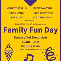 Relay For Life - Ballarats Family Fun Day