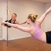 Studentkurs i Pole Dance