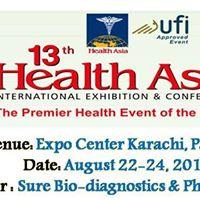 HealthPharma Asia 2017