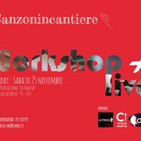 Canzonincantiere- WorkshopLive