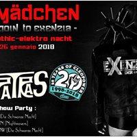 Bse Mdchen - rock gothic und elektro - Live  The Cleopatras