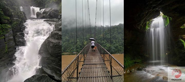 Visit Meghalaya Half Way to Heaven with TourMoor