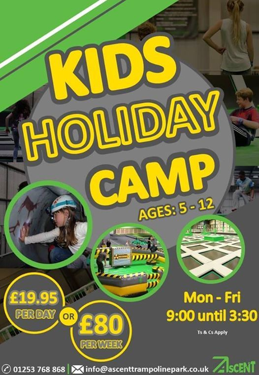 February Half-Term Holiday Camps